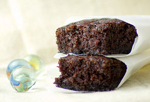 csokoládés sütemény