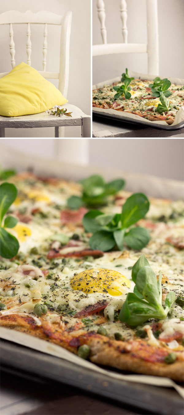 pizza húsvéti recept 1
