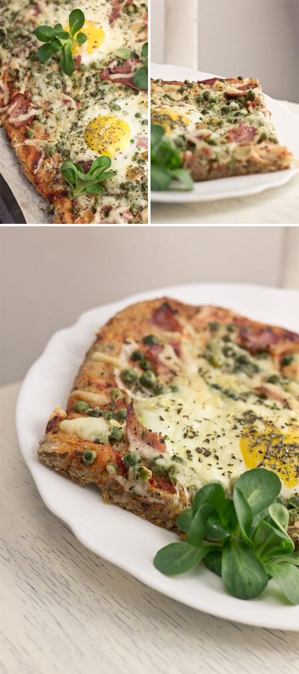 pizza húsvéti recept 2