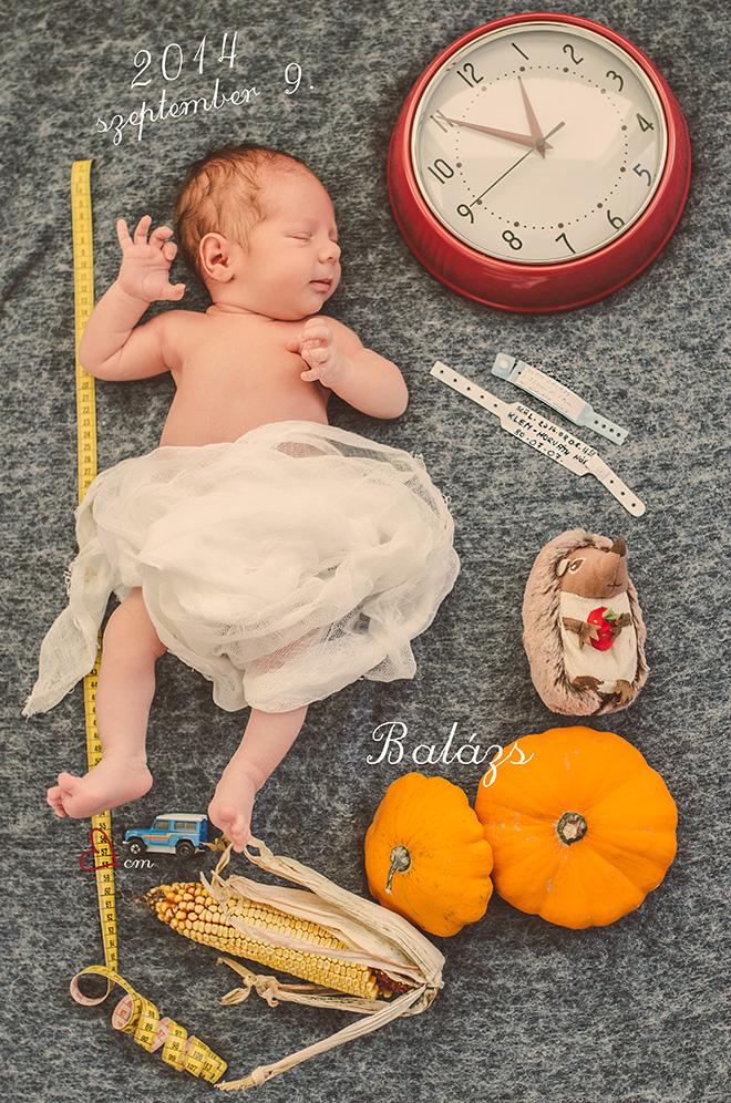 újszülött fotó pécs környékén