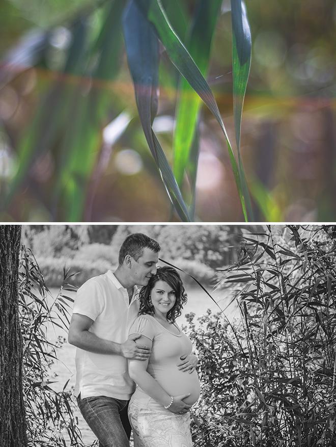terhes fotózás