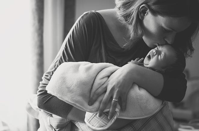 újszülött baba fotózás Pécs
