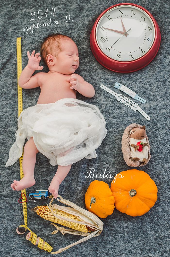újszülött fotózás Szekszárd