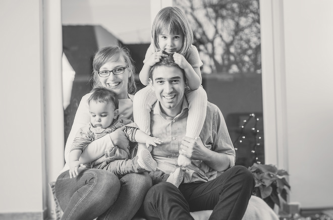 Haru Fotó család fotózás