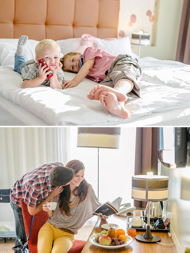 Corso Hotel családi fotó